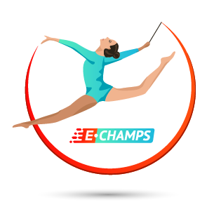 Художественная гимнастика,  Rhythmic Gymnastics, e-Champs
