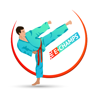 Каратэ,  Karate, e-Champs