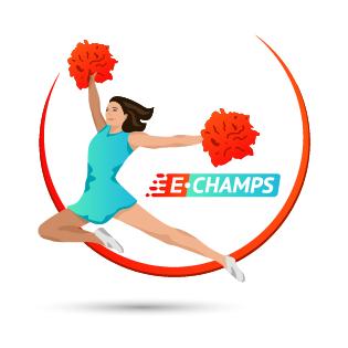 Чир спорт,  Cheerleading, e-Champs