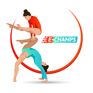 Спортивная акробатика,  Acrobatic Gymnastics, e-Champs