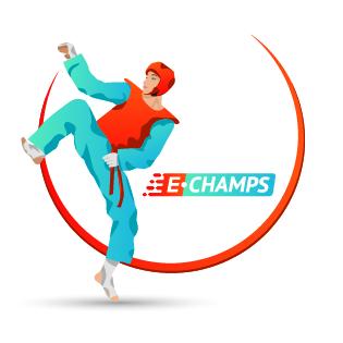 Тхэквондо,  Taekwondo WTF, e-Champs