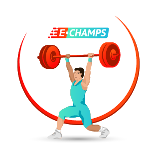 Тяжелая атлетика,  Weightlifting, e-Champs