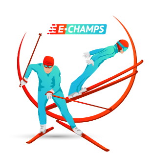 Лыжное двоеборье,  Nordic combined, e-Champs