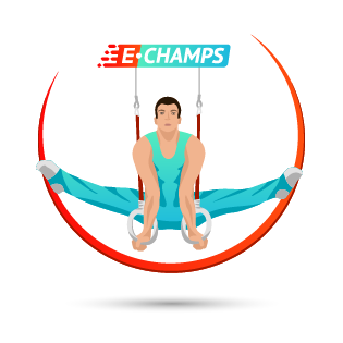 Спортивная гимнастика,  Artistic Gymnastics, e-Champs