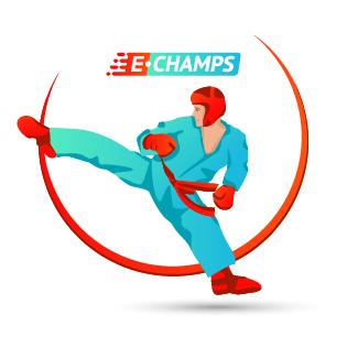 Тхэквондо ИТФ,  Taekwondo ITF, e-Champs