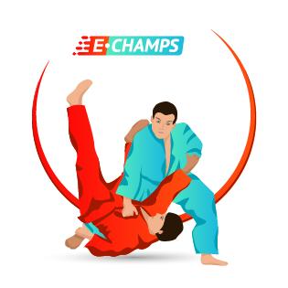 Дзюдо,  Judo, e-Champs