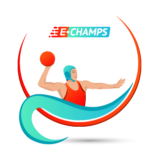 Водное поло,  Water polo, e-Champs