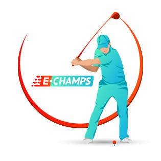 Гольф,  Golf, e-Champs