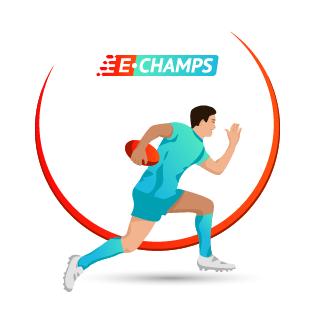 Регби,  Rugby, e-Champs