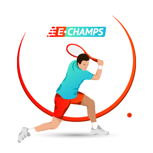 Теннис,  Tennis, e-Champs