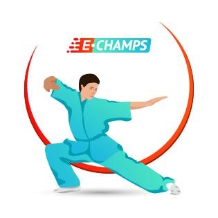 Ушу,  Wushu, e-Champs