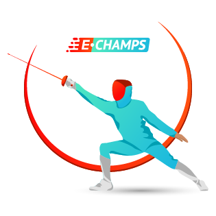Фехтование,  Fencing, e-Champs