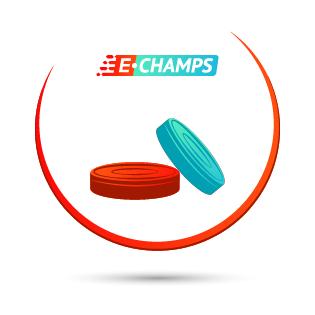 Шашки,  Checkers, e-Champs