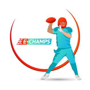 Американский футбол,  American Football, e-Champs