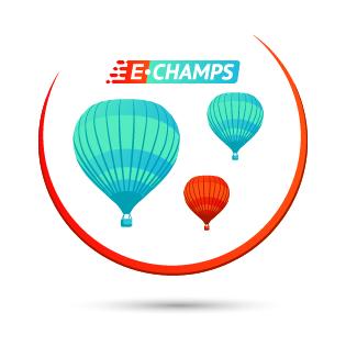 Воздухоплавательный спорт,  Ballooning, e-Champs