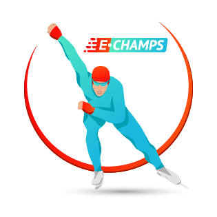 Speed Skating, e-Champs