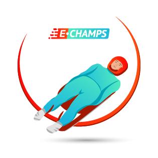 Санный спорт,  Luge, e-Champs