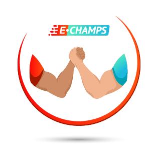 Армрестлинг,  Armwrestling, e-Champs