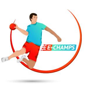 Гандбол,  Handball, e-Champs