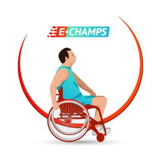 Спорт лиц с поражением ОДА,  Sports for persons with physical impairment, e-Champs