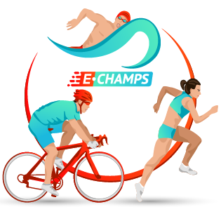 Триатлон,  Triathlon, e-Champs