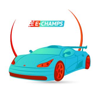 Автомобильный спорт,  Motor Sport, e-Champs