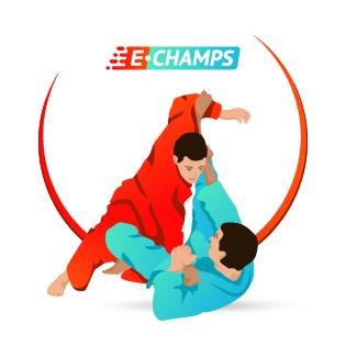 Джиу-джитсу,  Jujutsu, e-Champs