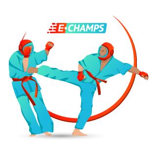 Кудо,  Kudo, e-Champs