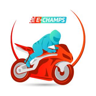 Мотоциклетный спорт,  Motorcycling, e-Champs