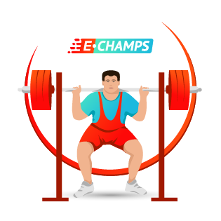 Пауэрлифтинг,  Powerlifting, e-Champs