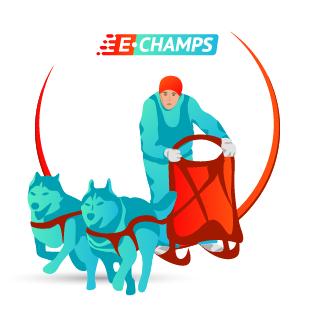 Ездовой спорт,  Sleddog Sports, e-Champs