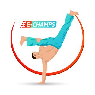 Капоэйра,  Capoeira, e-Champs