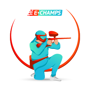 Пэйнтбол,  Paintball, e-Champs