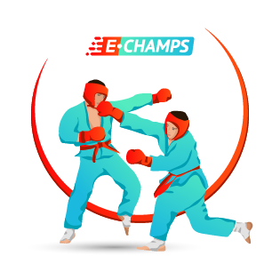 Рукопашный бой,  Hand-to-hand fighting sport, e-Champs