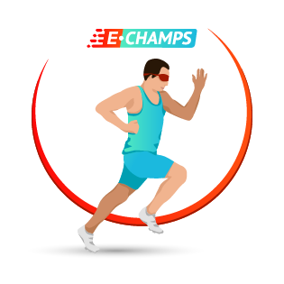 Спорт слепых,  Sports for persons with visual impairment, e-Champs