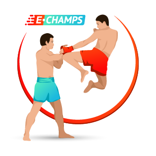 Тайский бокс,  Thai boxing, e-Champs