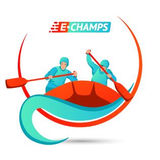 Рафтинг,  Rafting, e-Champs