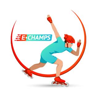 Роллер спорт,  Roller Sports, e-Champs