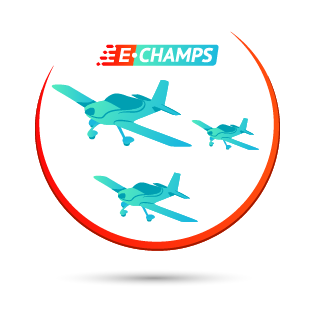 Самолетный спорт,  Power and Glider Aerobatics, e-Champs
