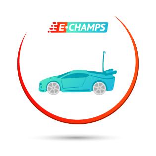 Автомодельный спорт,  Model Auto Racing, e-Champs