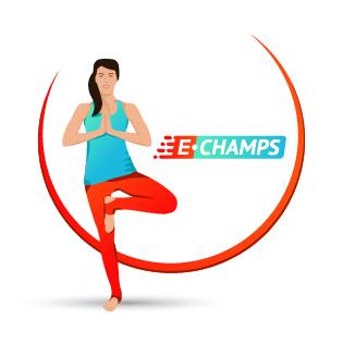 Спортивная йога,  Yoga, e-Champs