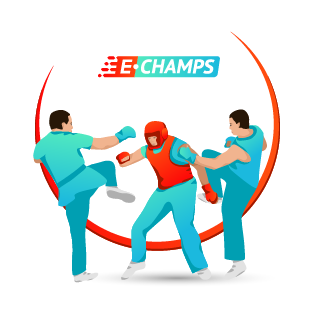 Засечный бой, e-Champs