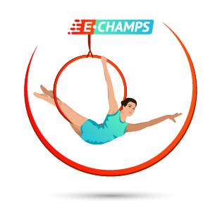 Воздушная атлетика,  Air Athletics, e-Champs
