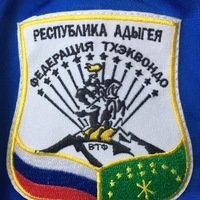 Логотип организации Федерация тхэквондо республики Адыгея