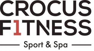 Логотип организации CROCUS FITNESS РУБИНШТЕЙНА