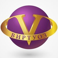 Логотип организации Виртуоз