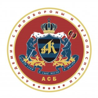 Логотип организации Академия Самообороны и Безопасности