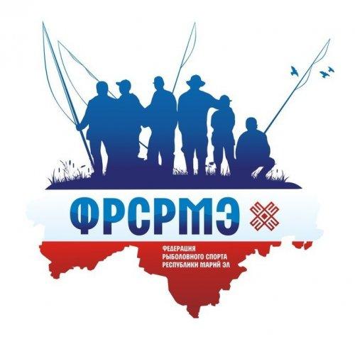 Логотип организации Федерация Рыболовного Спорта Республики Марий Эл