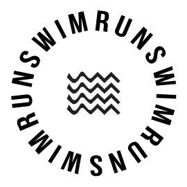 Логотип организации SWIMRUN LEGEND