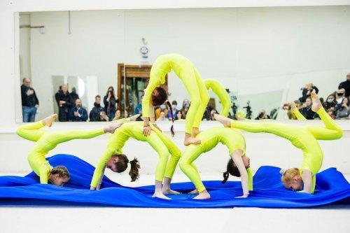 Эстрадно-цирковая студия акробатики Эквилибрис